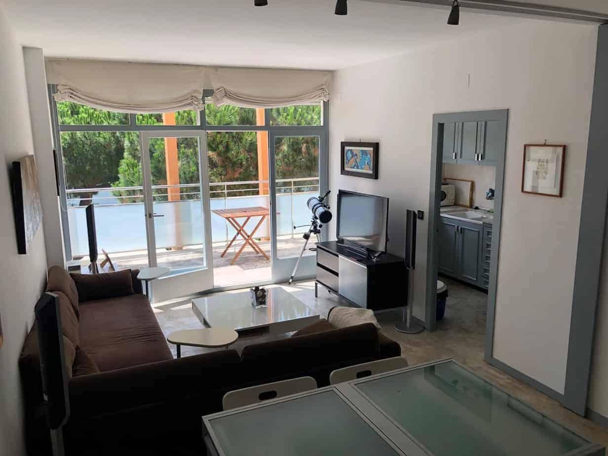 Acogedor ático de 2 h con piscina en S'Agaró Gerona