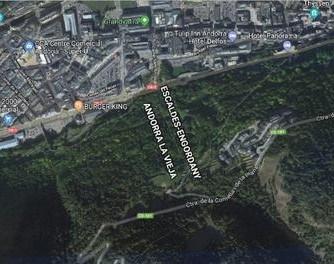 Gran terreno ubicado en una zona muy próxima al centro de la capital