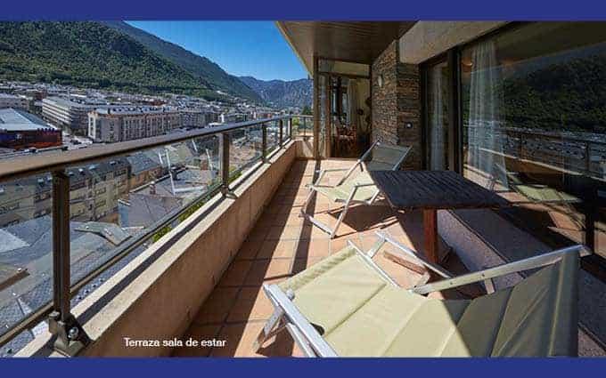 Àtico Dúplex de lujo en pleno centro de Andorra