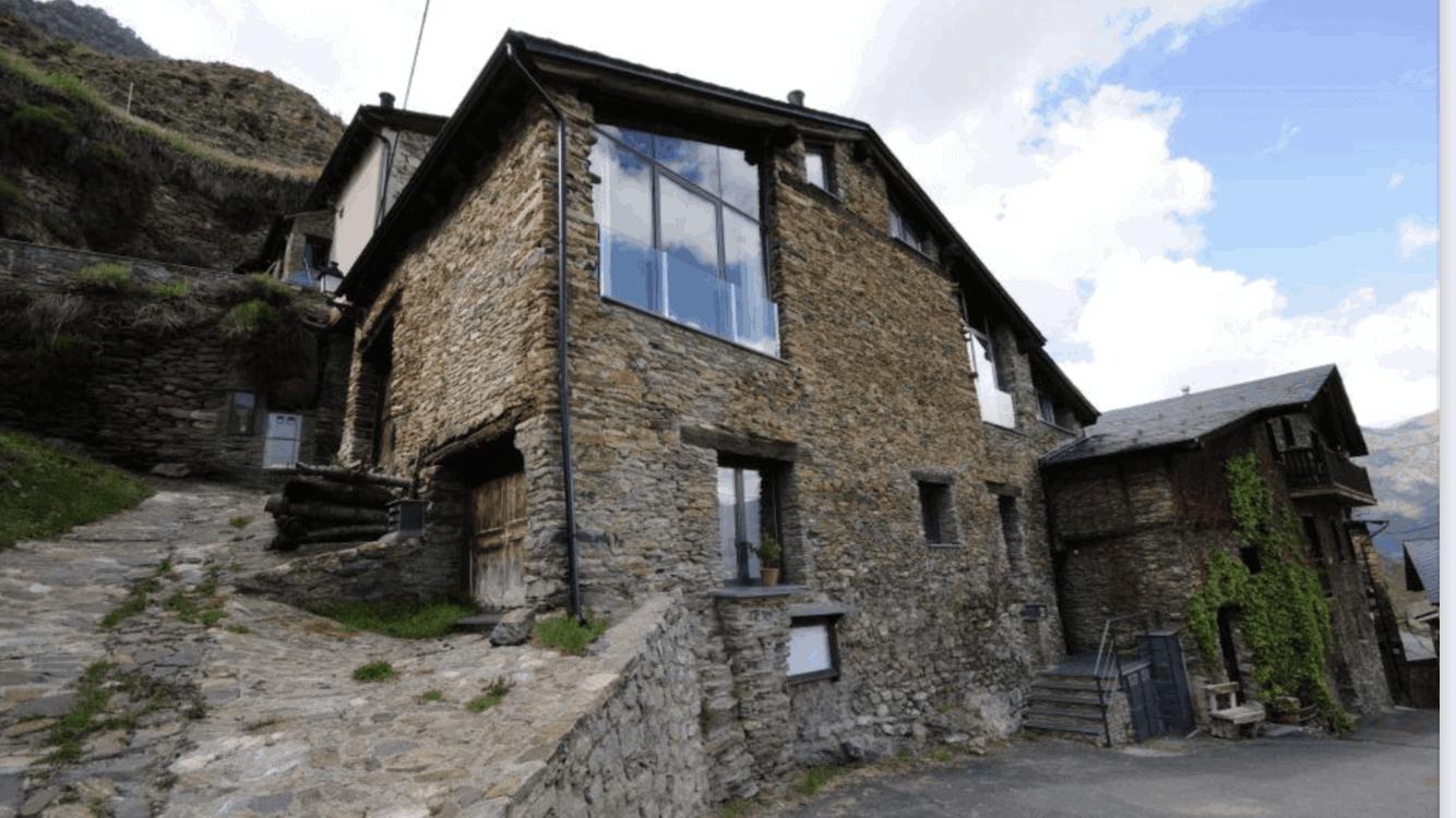 Apartamento rustico reformado en Fontaneda