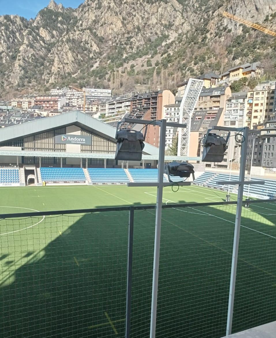 Piso de lujo centro Andorra